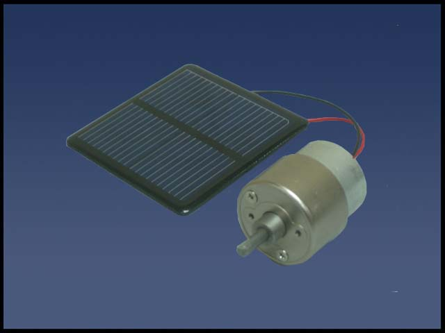 solar motor solar panel teco electric gear motor